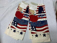 Americana Kitchen Towels * Set Of 2 * New!