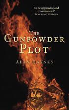 The Gunpowder Plot, Haynes, Alan, Very Good condition, Book