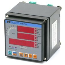 Satec PM172P-BRL Feeder Monitor for Real-Time Power Measurements
