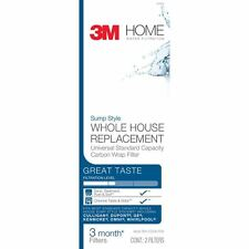 3M 3WH-STDCW-F02H WATER FILTER For Standard Whole House System 2 PACK - New