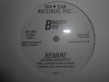 """12"""" braizen boiz- beware...rare.... NEW OLD STOCK / UNOPENED"""