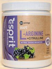 L Arginine Plus L Citrulline Grape 4-Pack Esprit Nutrition 4 month supply