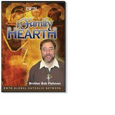 THE FAMILY HEARTH:W/ BOB FISHMAN AND JEWISH STORY TELLING VOL. ONE*AN EWTN DVD