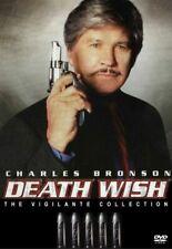 Death Wish Charles Bronson DVD R1 Sirh70