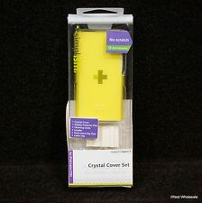 iPod nano 7th 8th - YELLOW Crystal Cover Case Shell | Simplism (Lot of 10)
