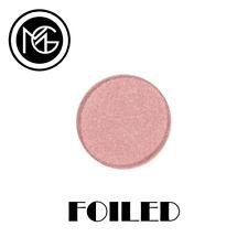 Makeup Geek Foiled Eye Shadow Pan - NOSTALGIC - bubblegum pink
