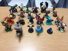 **Skylander Figure lot of 24 (Spyro's Adventure Collection) + Travel Case