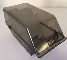 "Vintage 3M Computer Disc Storage Box Holder Container 3.5"" Floppy Disk"