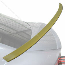 SHIP FROM LA- UNPAINTED For AUDI A4 Quattro B8 REAR Boot Trunk Lip Spoiler Wing