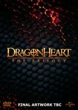 Dragonheart The Trilogy DVD 2014 Sean Connery Dennis Quaid