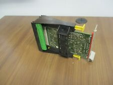Vickers Power Amplifier Card With Holder Eea Pam 535 1524v Used
