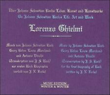 On Johann Sebastian Bach's Life Art & Work, New Music