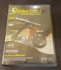 Spinervals 39.0: Aerobic Base at 10,000 Ft. (DVD, Competition Series) spinning