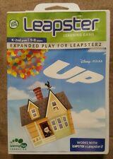 LEAPFROG LEAPSTER Disney Pixar UP GAME (Leapster 1 & 2) DISNEY