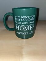 Funko Movies Happy Gilmore Green Quotes Coffee Mug Coffee Cup Adam Sandler