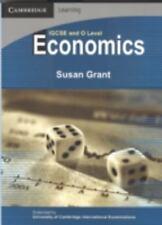 IGCSE and O Level Economics, Grant, Susan, Good Book