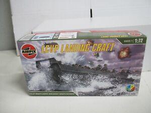 AIRFIX 1:72 0321 Bausatz LCVP Landing Craft Landungsboot m.OVP WZ2716