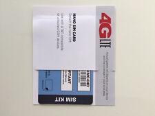 TRACFONE AT&T NETWORK NANO SIM CARD TRACFONE AT&T NANO SIM CARD