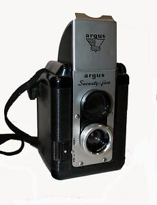 Argus Seventy-Five Twin Lens Camera