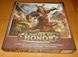 Matter Of Honor Game AEG