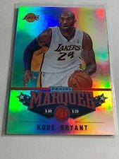 Kobe Bryant 2012-13 Panini Marquee Basketball Lakers MAMBA #1