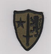 Vintage U.S. Army Allied Command Europe Patch
