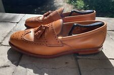 Allen Edmonds Men's Chambrey Tassel Loafers/ Slip-on Shoes US 9.5D