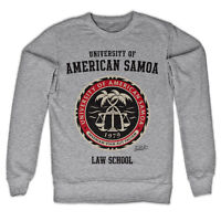 Better Call Saul Anwalt University of American Samoa Breaking Bad Sweatshirt