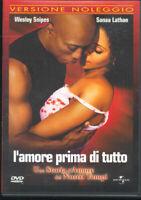 L'AMORE PRIMA DI TUTTO (2000) - DVD nuovo sigillato edizione noleggio