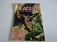 Tarzan of the Apes #214 DC Comics November 1972