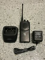 Kenwood TK-3101 UHF 15 Ch Radio w/ Charger - No Battery