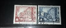 East DDR  1954 Leipzig Autumn fair fine used