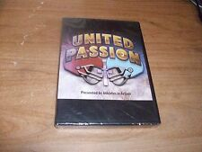 United Passion Presented by Athletes In Action (DVD 2005) NEW
