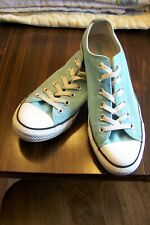 Converse  All Star Low Top Light Blue Mens size 8 Womens size 10