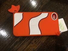 New With Box iphone 4 Case Mate Memo Clown Fish Orange Case