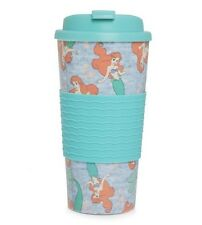 Disney The Little Mermaid Ariel Travel Coffee Cup Thermal Mug Thermos