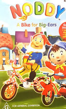 Noddy DVD ( 3D Animated CGi Modern Version ) A Bike For Big Ears - R4 Kids Show