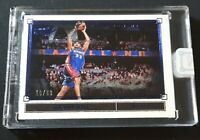 2019-20 One and One Basketball Blue Timeless Moments Auto Grant Hill /49 PISTONS