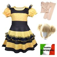 Simile Lol Queen Bee Vestito Carnevale Bambina Tipo Lol Cosplay Dress LOLQBEE2