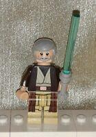 Genuine LEGO Star Wars Minifig Obi-Wan Kenobi Minifigure 75159