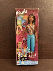 50728 IT'S MY BIRTHDAY BARBIE 2001