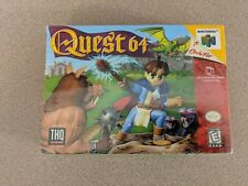 QUEST 64 NINTENDO 64 N64 BRAND NEW SEALED!-