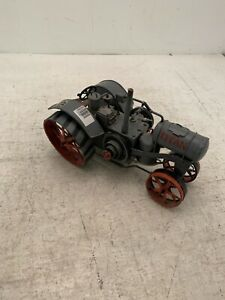 Steam Tractor Metal Model Used Good Condition (Z2)