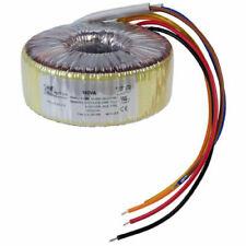 pleine charge Transformateur torique 225VA 230-2x12V