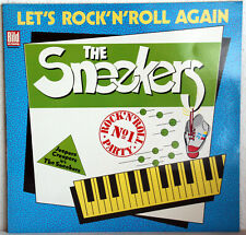 "12"" Vinilo - The Sneekers - Let ´S Rock´N´Roll Again"