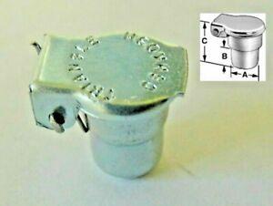 Chrysler Distributor Generator Oil Oiler Flip Cap Mopar Vintage Oil Hole Cover