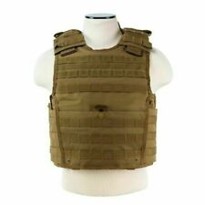 NcSTAR CVPCVX2963T Expert Tactical Plate Carrier Vest Tan