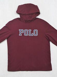 Polo Ralph Lauren Hoodie Pullover Hooded TShirt Logo Tee LT XLT Tall NWT