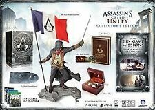 Assassin's Creed: Unity -- Collector's Edition (Microsoft Xbox One, 2014)