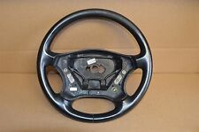 05-07 W203 MERCEDES BENZ C230 C240 C280 STEERING WHEEL BLACK OEM USED